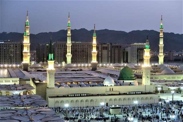 Tidak Boleh Safar Untuk Beribadah Selain Ke Tiga Masjid