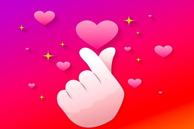 Bagaimana Hukum Simbol Love Dengan 2 Jari Ala Korea?