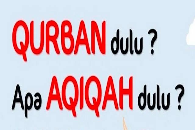 Bolehkah Menggabungkan Qurban Dengan Aqiqah?