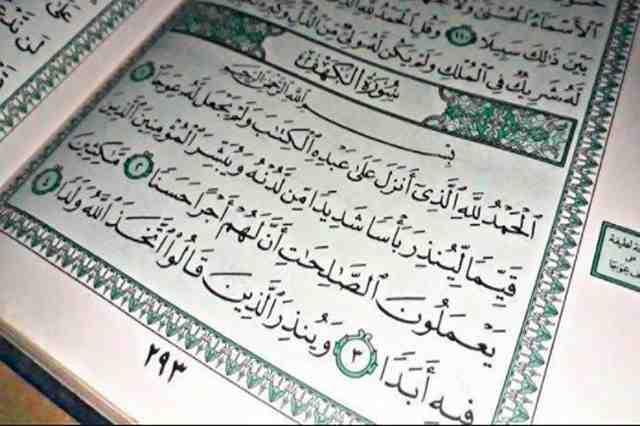 Bolehkah Mencicil Bacaaan Surat Al-Kahfi Di Hari Jumat?
